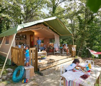 Vacance-Tendi Safaritent